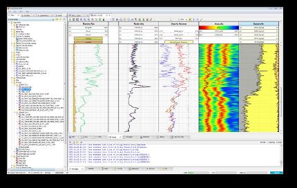 Log Studio™ - Advanced well log analysis platform